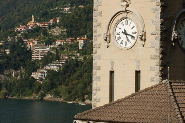 Campanile chiesa Faggeto Riva