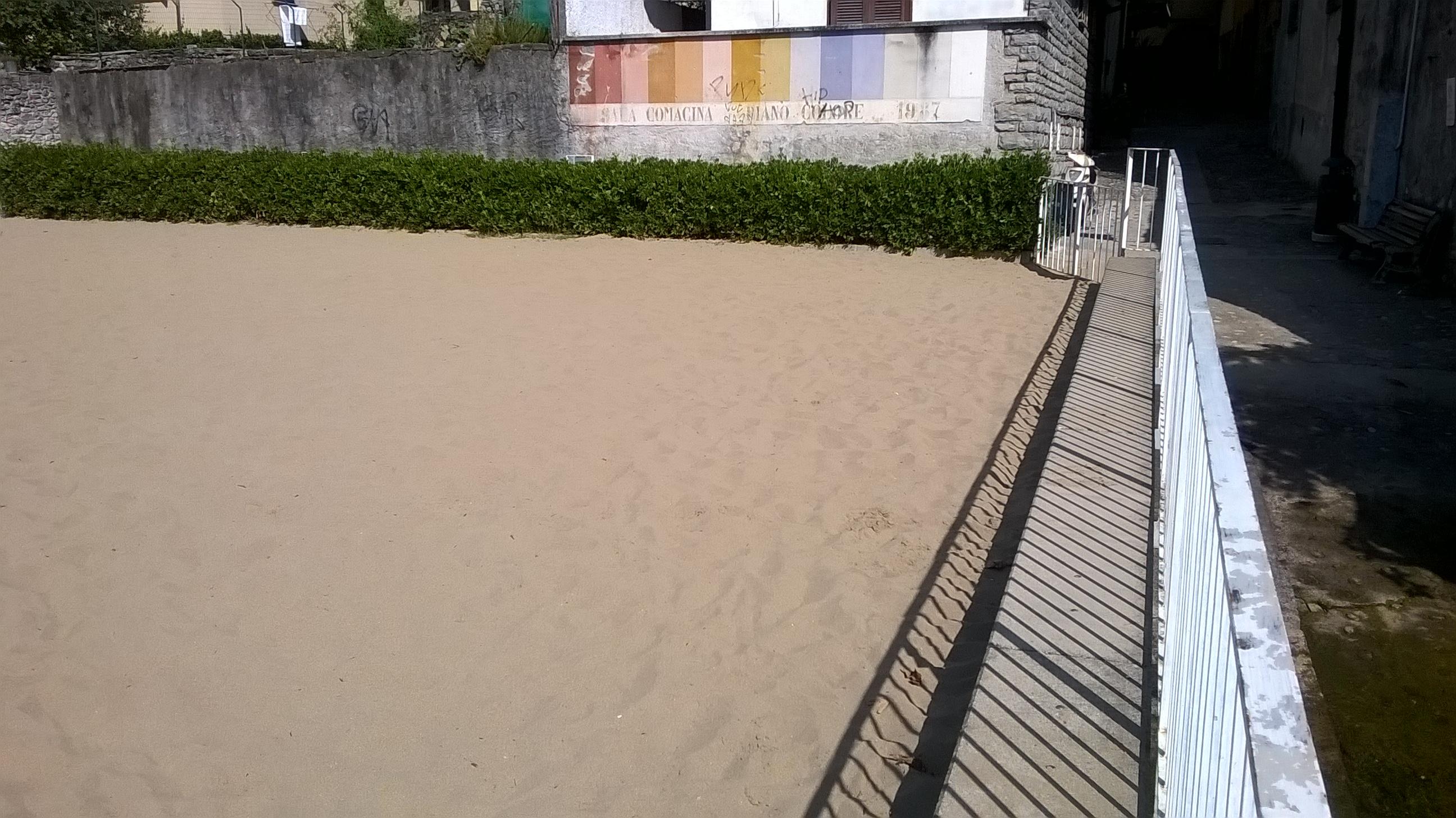 Spiagge di Sala Comacina