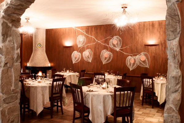 Salice Blu restaurant in Bellagio