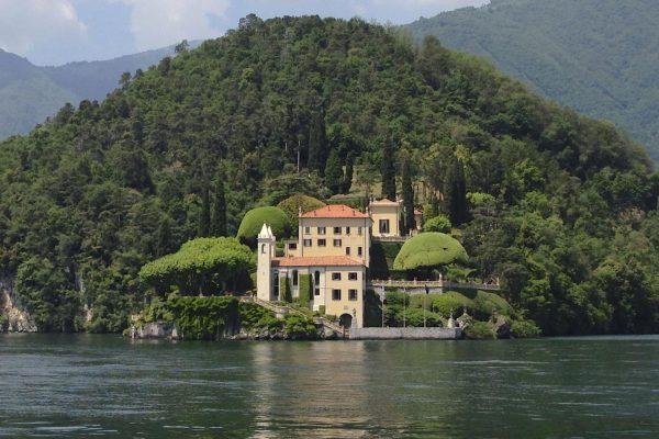 Lenno villa Balbianello