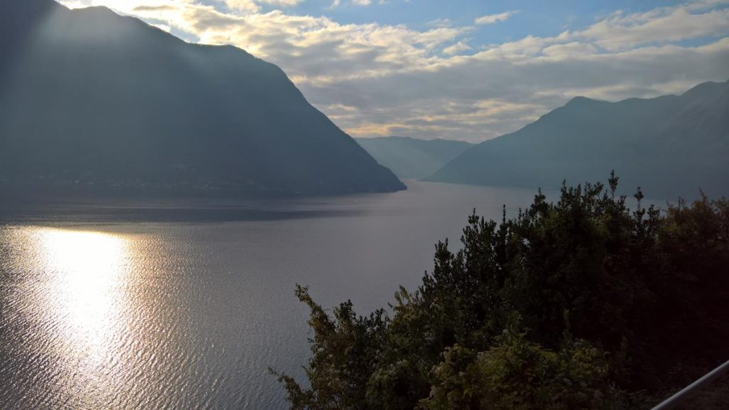 amazing lae view