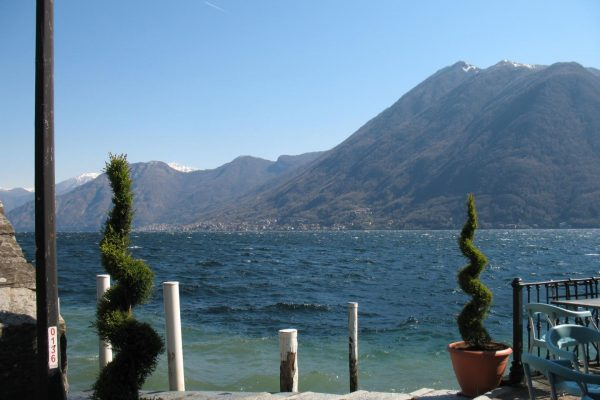 lake from argegno