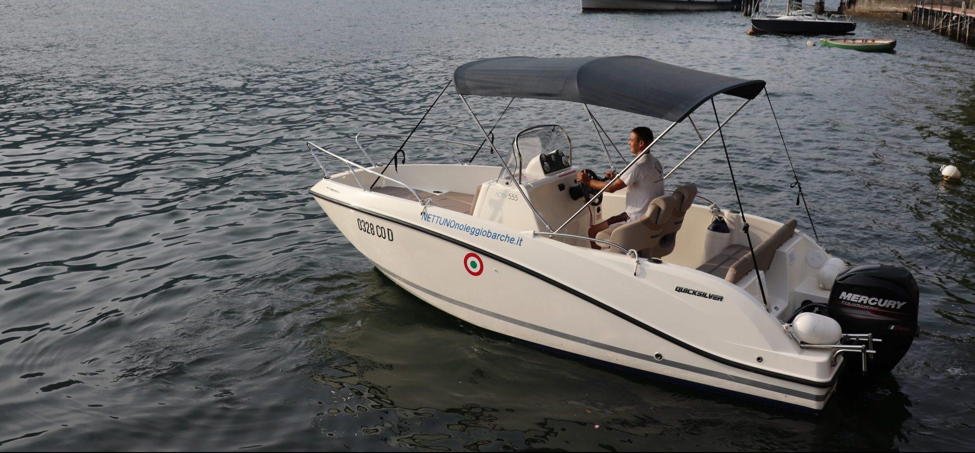 Nettuno Noleggio Barche lago di Como