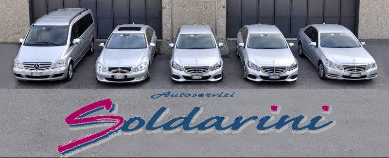 Autoservizi Soldarini –  taxi – pullman – minivan
