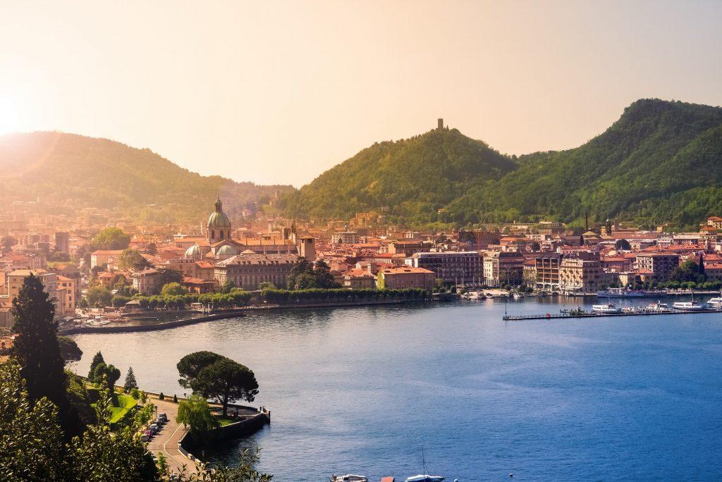Cernobbio Lago di Como