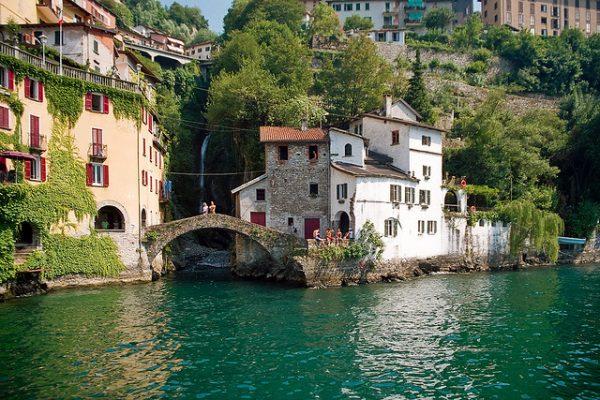 Nesso-italia lago di como