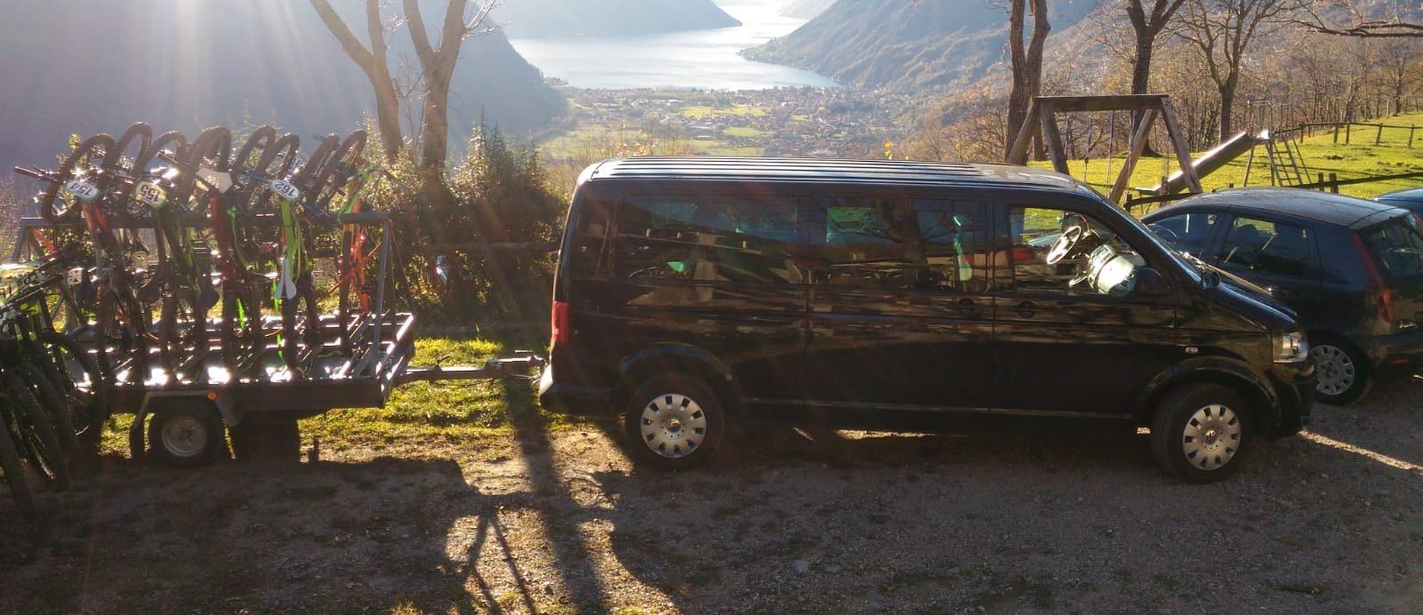 Autoservizi Leoni – Taxi – Minivan – trasporto bici