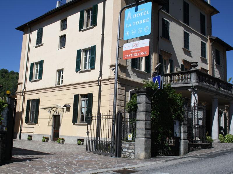 Hotel La Torre – Ristorante  a 10 minuti dal Lago di Como