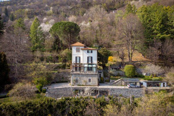 Villa Gioconda. Lago di como villa in vendita