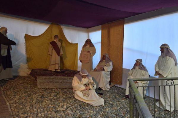 1 gennaio tradizione  ad Argegno I Capell