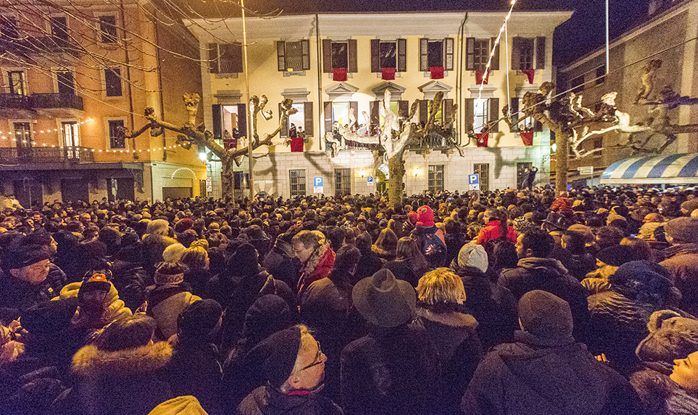 La Pesa Vegia a Bellano.