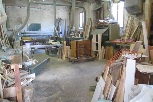 la tradizione del legno