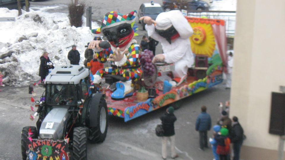 Sabato 22 e Domenica 23 Carnevale di Menaggio