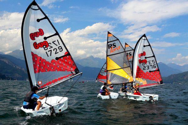 Orza Minore opera nel mondo della vela a Dervio fin dal 1992 ed è leader nel settore sui laghi lombardi