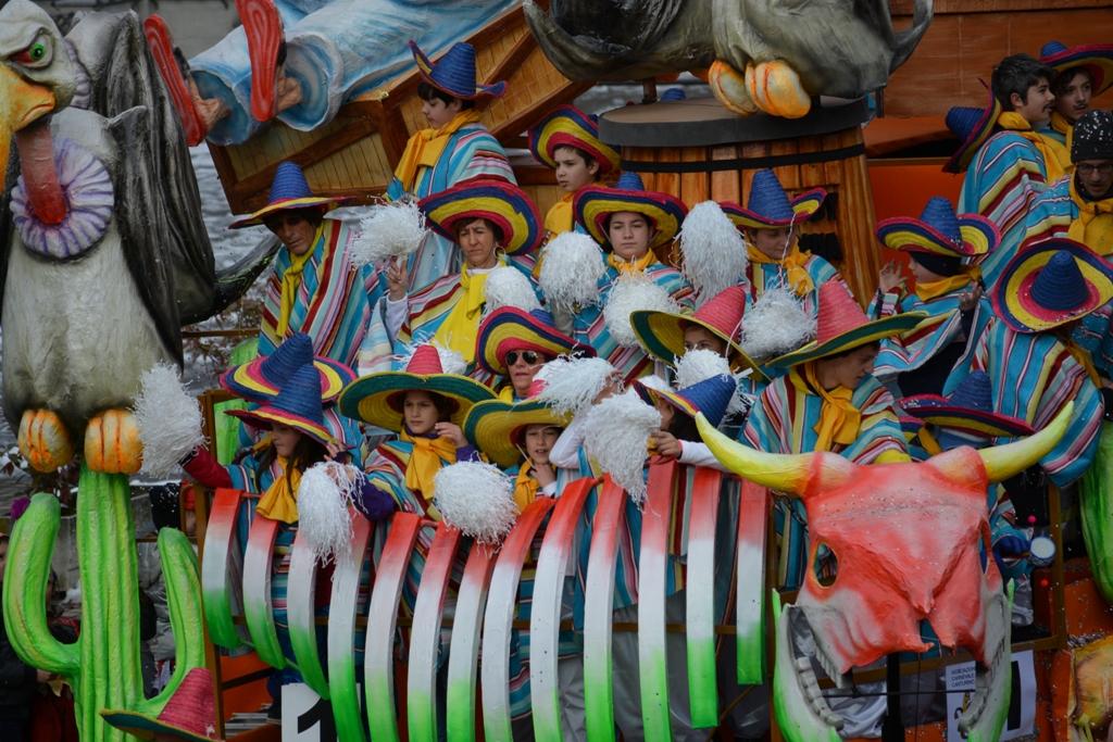 94a Ed. Carnevale Canturino dal 2 al 29 febbraio 2020