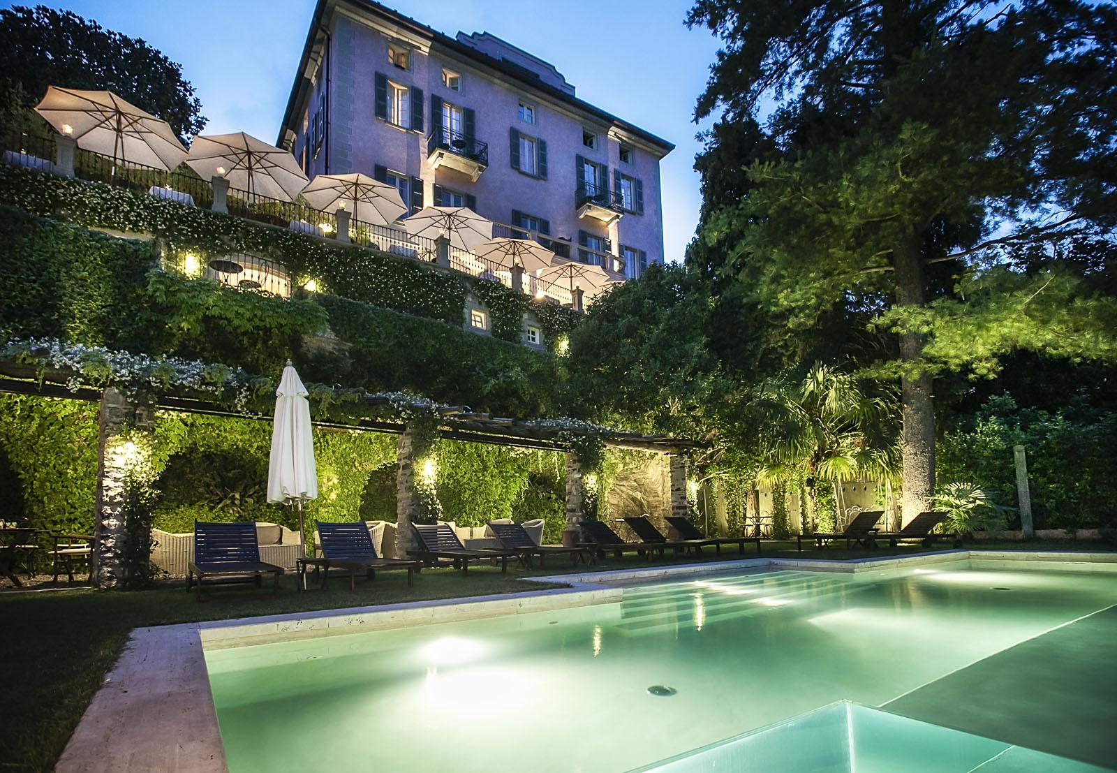 """Relais Villa Vittoria e Ristorante """"Le Luci del Lago"""""""