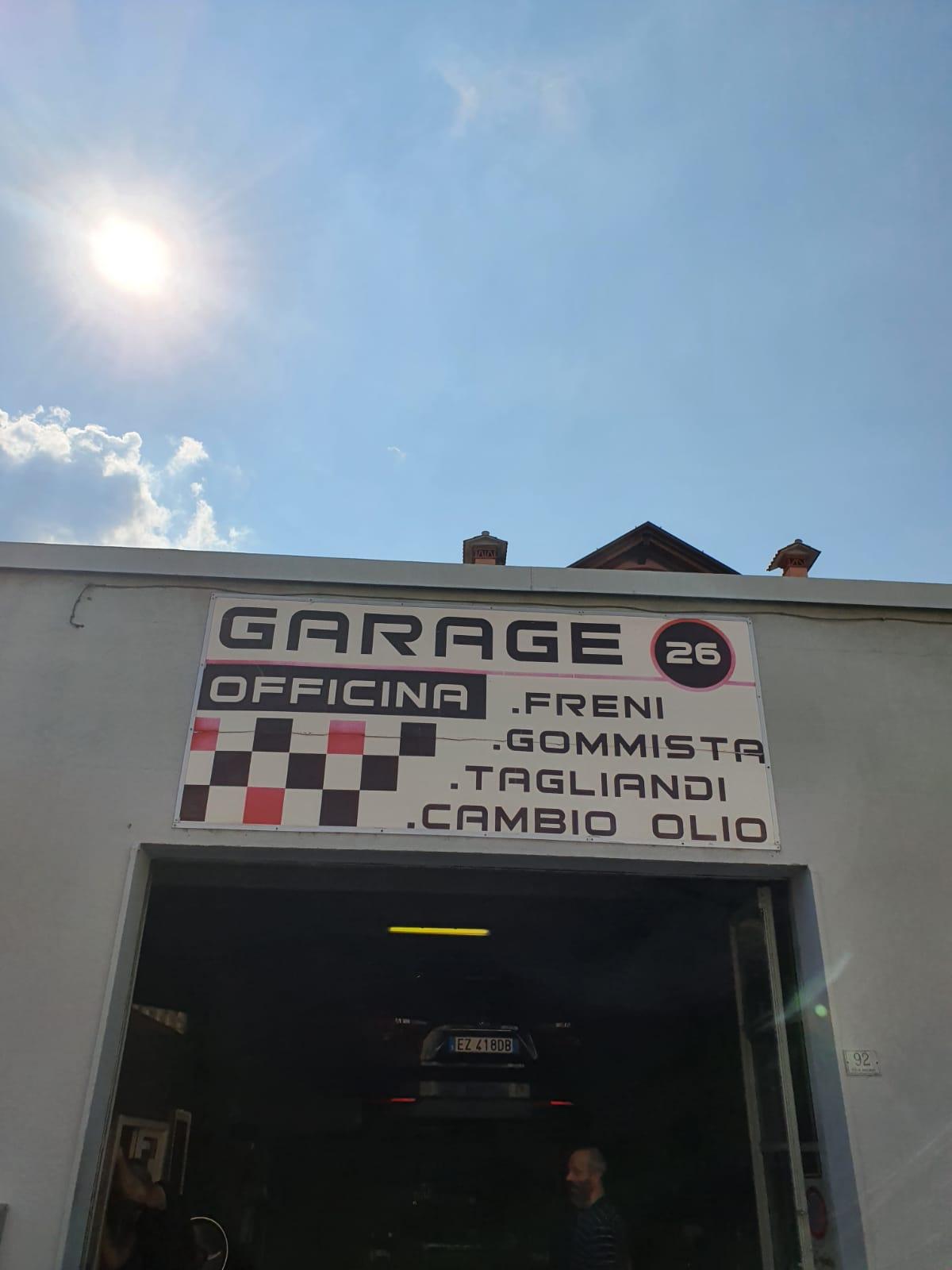 Crys Menaggio Noleggio Auto e Garage 26