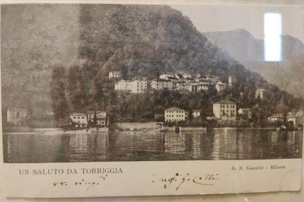 Torriggia - cartolina