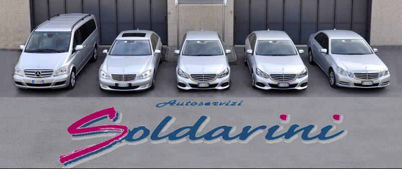 Autoservizi Soldarini – rent bus – taxi – minivan