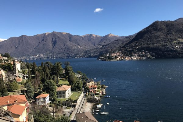 moltrasio view lake como
