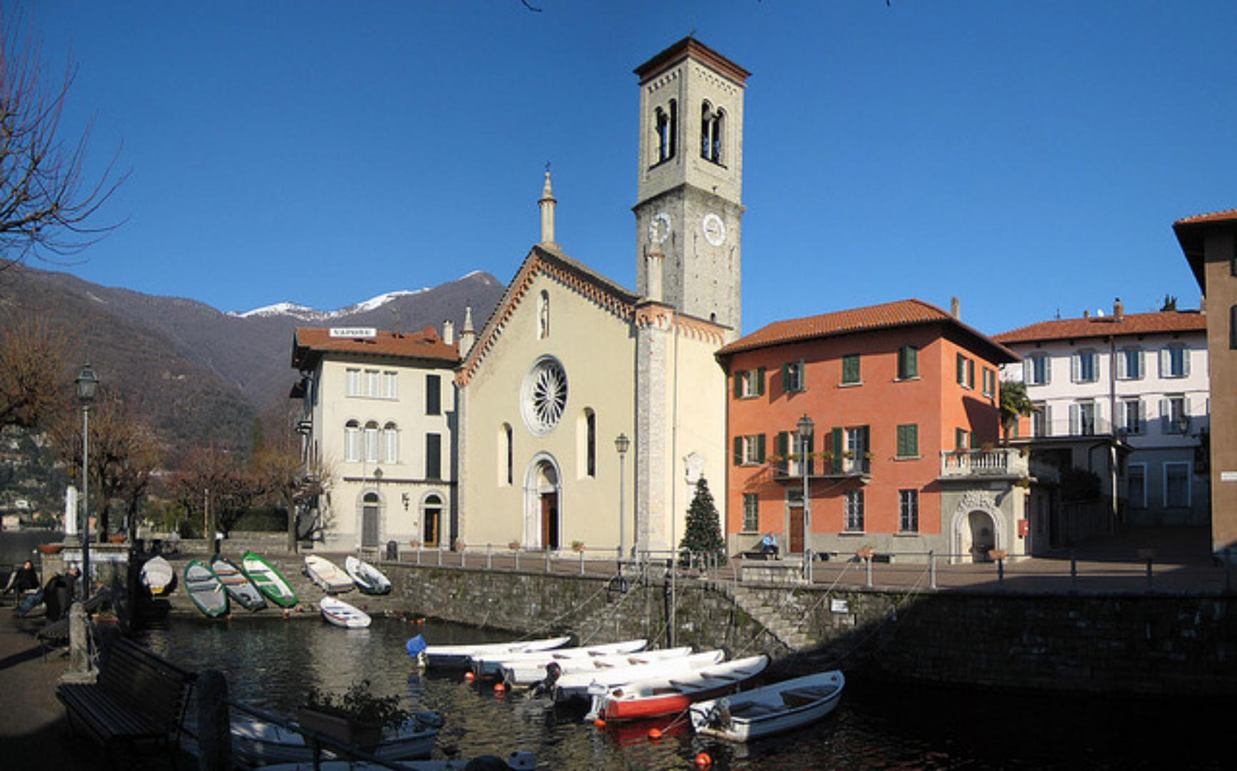 Torno and Monte Piatto