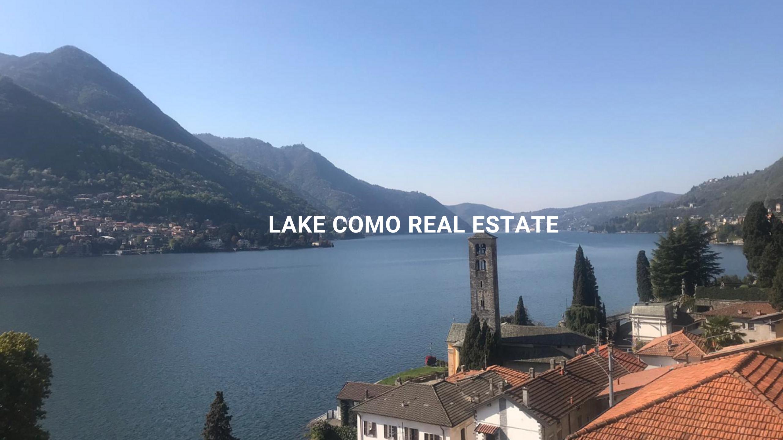 Target Real Estate – Lake Como