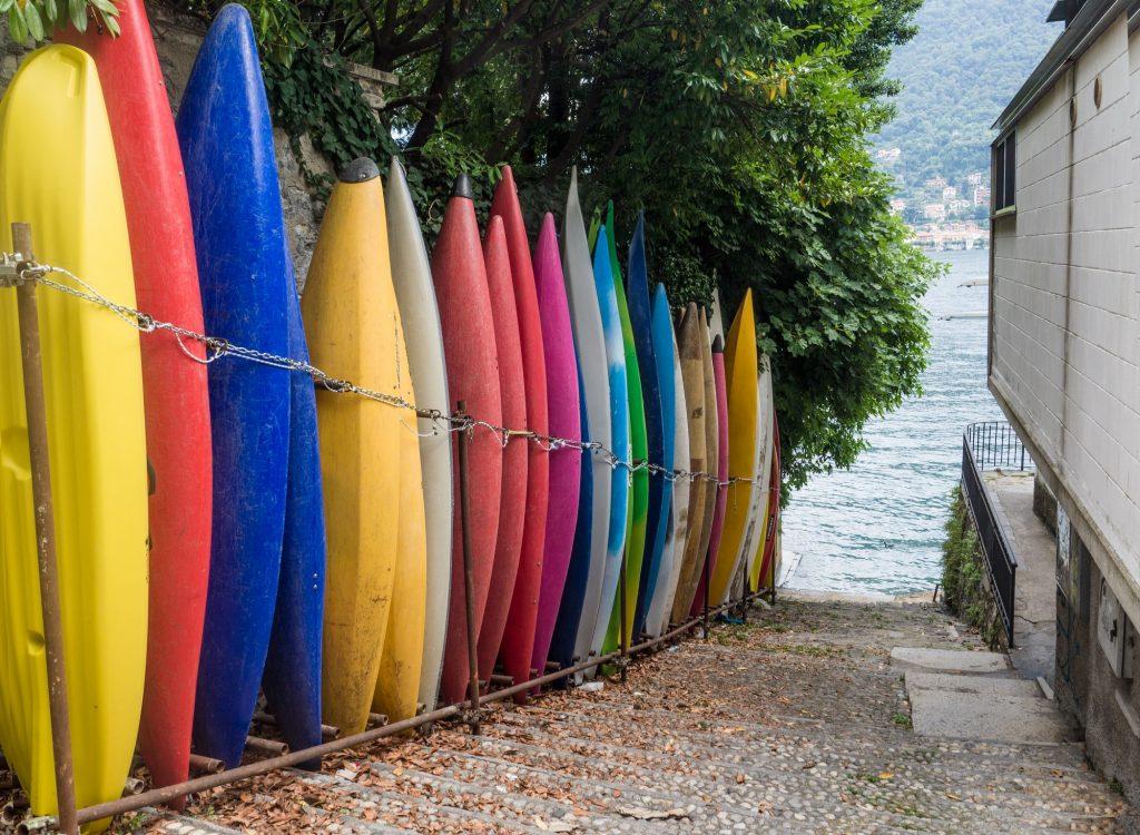 sport lake Como