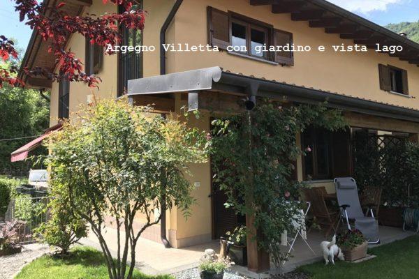 villa Argegno lago di como