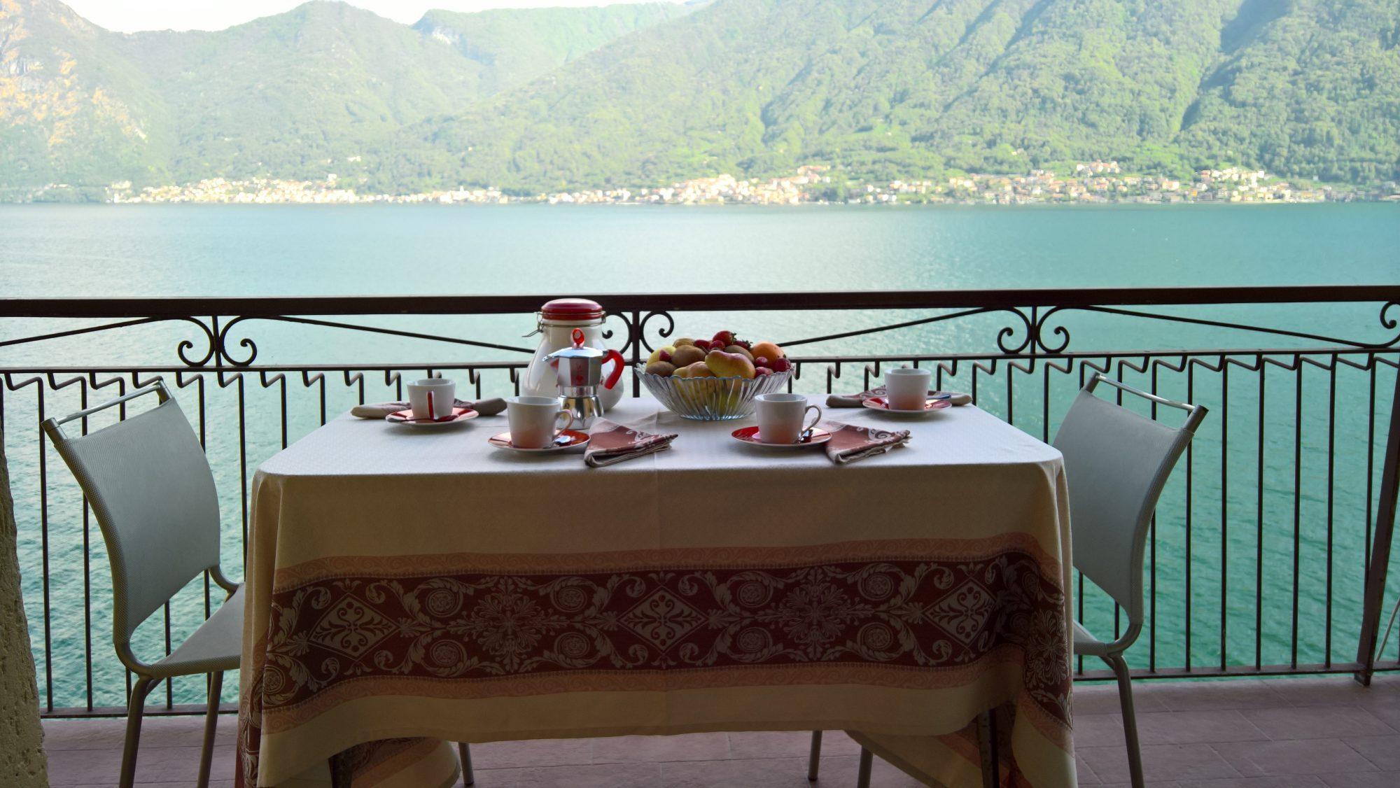 La Terrazza Lake Como Apartment