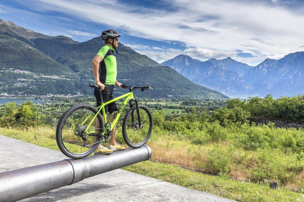 Bike Rental Econoleggio Como Lake