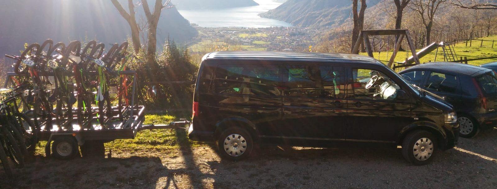 Autoservizi Leoni – Taxi – Minivan – bike transport