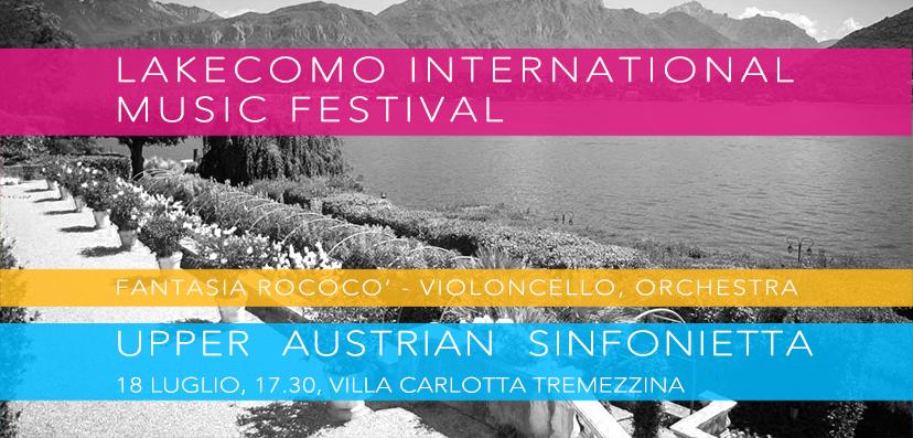 18.07 Lake Como International Music Festival
