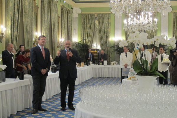 Villa d'Este Wine Symposium 1