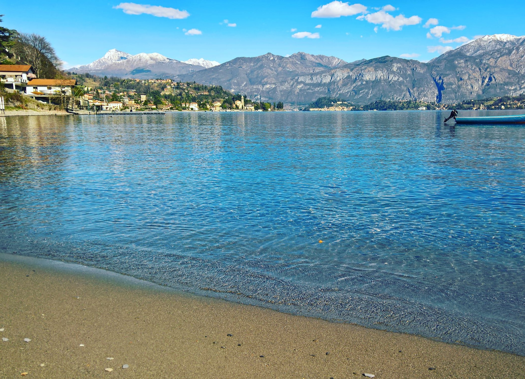 Coronavirus – lake Como