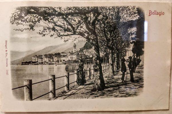 Bellagio -cartolina