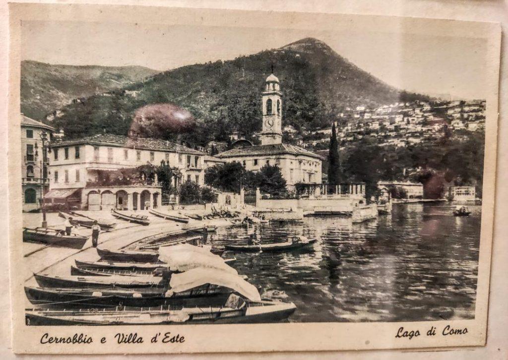 Cernobbio Cartolina 1