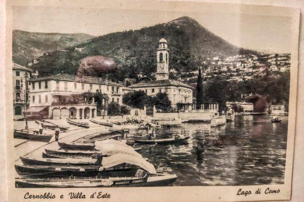 Cernobbio - Cartolina