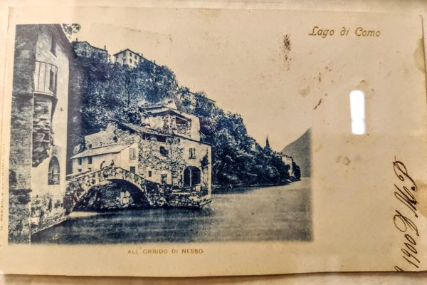 Orrido di Nesso - Cartolina